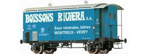 BRAWA 47879 Güterwagen K2 SBB | DC | Spur H0 kaufen