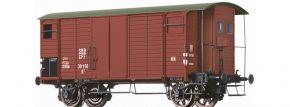 BRAWA 47880 Güterwagen K2 SBB | DC | Spur H0 kaufen