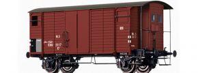 BRAWA 47881 Güterwagen K2 BLS   DC   Spur H0 kaufen