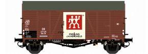 BRAWA 47975 Güterwagen Gms 30 Zwilling DB | DC | Spur H0 kaufen