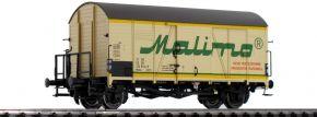 BRAWA 47976 Güterwagen Hkms Malimo DR | DC | Spur H0 kaufen