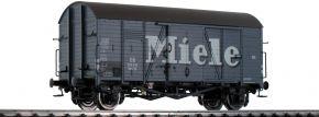 BRAWA 47982 Güterwagen Gms 30 Miele DB | DC | Messe 2020 | Spur H0 kaufen
