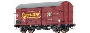BRAWA 47984 Güterwagen GMS 30 DB | DC | Spur H0 kaufen