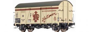 BRAWA 47986 Güterwagen GMS 30 DR | DC  | Spur H0 kaufen