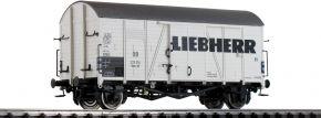 BRAWA 47989 Güterwagen Gms 30 Liebherr DB | DC | Messe 2020 | Spur H0 kaufen