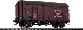 BRAWA 47990 Güterwagen Gms 30 M. Neumamann DR | DC | Messe 2020 | Spur H0 kaufen