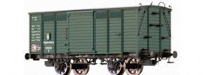 BRAWA 48032 Güterwagen G K.Bay.Sts.B. | DC | Spur H0 kaufen