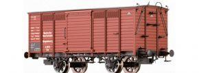 BRAWA 48033 Güterwagen GW DRG   DC   Spur H0 kaufen