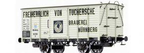 BRAWA 48034 Güterwagen G Tuchersche Brauerei KBayStsB   DC   Spur H0 kaufen