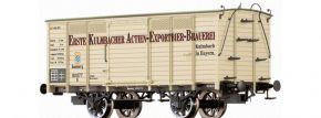 BRAWA 48038 Güterwagen K.Bay.Sts.B. | DC | Spur H0 kaufen