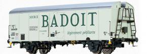 BRAWA 48348 Kühlwagen Hlv EVIAN & BADOIT SNCF | DC | Spur H0 kaufen