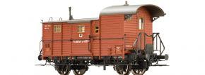 BRAWA 48363 Güterzuggepäckwagen PG 12  K.P.E.V.   DC   Spur H0 kaufen