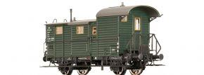 BRAWA 48365 Güterzuggepäckwagen PWGI 12 DB | DC | Spur H0 kaufen