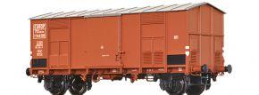BRAWA 48568 Güterwagen F FS | DC | Spur H0 kaufen