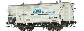 BRAWA 48669 Güterwagen Gh 03 Breisgau Milch DB | DC | Spur H0 kaufen