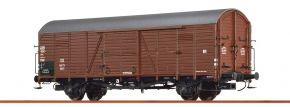 BRAWA 48729 Güterwagen Glt 23 DB | DC | Spur H0 kaufen