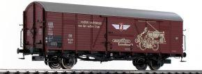 BRAWA 48738 Güterwagen Glr 23 | DC | DB |  Zündapp | Spur H0 kaufen