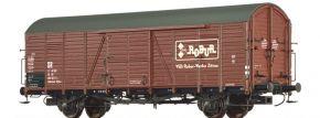 BRAWA 48746 Güterwagen GLTHSU DR | DC | Spur H0 kaufen
