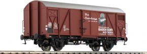BRAWA 48818 Ged. Güterwagen Gms 54 Bauknecht   DB   DC   Spur H0 kaufen