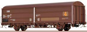 BRAWA 48978 Schiebewandwagen Hbis Post DSB | DC | Spur H0 kaufen