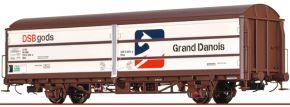 BRAWA 48979 Schiebewandwagen Hbis Grand Danois DSB | DC | Spur H0 kaufen