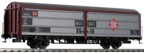BRAWA 48989 Güterwagen Hbills-x | DC | DB | Telefunken | Spur H0 kaufen