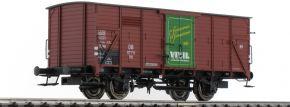 BRAWA 49096 Ged. Güterwagen G10 Vivil   DB   DC   Spur H0