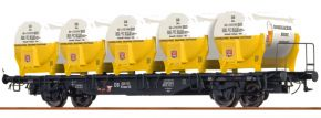 BRAWA 49115 Behälterwagen BTmms 58 Dinkelacker Biere | DB | Spur H0 kaufen