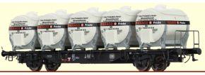BRAWA 49121 Behältertragwagen Lbs589 Texaco DB | DC | Spur H0 kaufen
