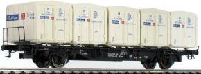 BRAWA 49124 Behältertragwagen Lbs 58 Bahlsen DB | DC | Spur H0 kaufen