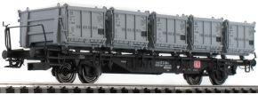 BRAWA 49127 Behälterwagen Lbs589 Von Haus zu Haus DB | DC | Spur H0 kaufen