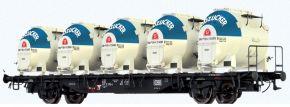BRAWA 49133 Behälterwagen Lbs 589 Südzucker DB | DC | Spur H0 kaufen