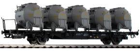 BRAWA 49134 Behälterwagen Ls | DC | CSD | Spur H0 kaufen