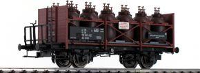 BRAWA 49314 Säuretopfwagen Zik [7121] | DC | DR | VEB Ruhland | Spur H0 kaufen