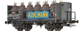 BRAWA 49317 Säuretopfwagen SZWF Kuhlman SNCF | DC | Spur H0 kaufen
