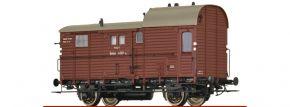 BRAWA 49400 Güterzuggepäckwagen Pg 14 P.St.E.V.   DC   Spur H0 kaufen