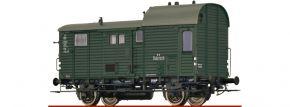 BRAWA 49408 Güterzuggepäckwagen Pwg pr 14 BBÖ | DC | Spur H0 kaufen