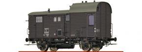BRAWA 49409 Güterzuggepäckwagen M SNCF | DC | Spur H0 kaufen