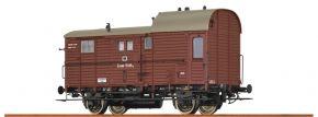 BRAWA 49412 Gepäckwagen Pg (pr IIa 13a) KPEV   DC   Spur H0 kaufen