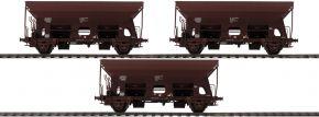 BRAWA 49505 3-tlg. Set Güterwagen Eds | ÖBB | DC | Spur H0 kaufen