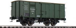 BRAWA 49722 Gedeckter Güterwagen Gm   K.W.St.E.   DC   Spur H0 kaufen