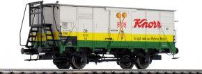 BRAWA 49732 Gedeckter Güterwagen G10 Knorr DB | DC | Spur H0 kaufen