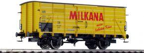 BRAWA 49771 Güterwagen G10 | DC | DB | Milkana | Spur H0 kaufen
