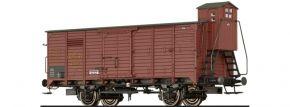 BRAWA 49787 Güterwagen Gm K.S.St.E.B.   DC   Spur H0 kaufen