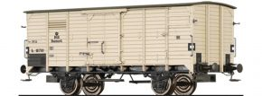 BRAWA 49792 Güterwagen IE DSB | DC | Spur H0 kaufen