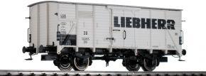 BRAWA 49802 Ged. Güterwagen G10 Liebherr DB | DC | Spur H0 kaufen