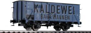 BRAWA 49803 Ged. Güterwagen G10 Kaldewei DB | DC | Spur H0 kaufen