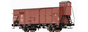 BRAWA 49822 Güterwagen G DB | DC | Spur H0 kaufen