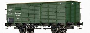 BRAWA 49824 Güterwagen Gm K.W.St.E.   DC   Spur H0 kaufen