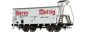 BRAWA 49848 Bierwagen Hlf Mutzig SNCF | DC | Spur H0 kaufen